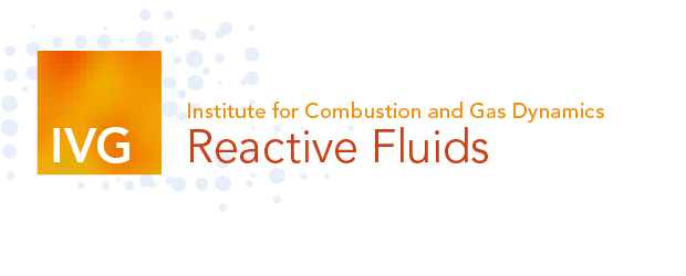 Institute for Combustion and Gas Dynamics - Reactive Fluids