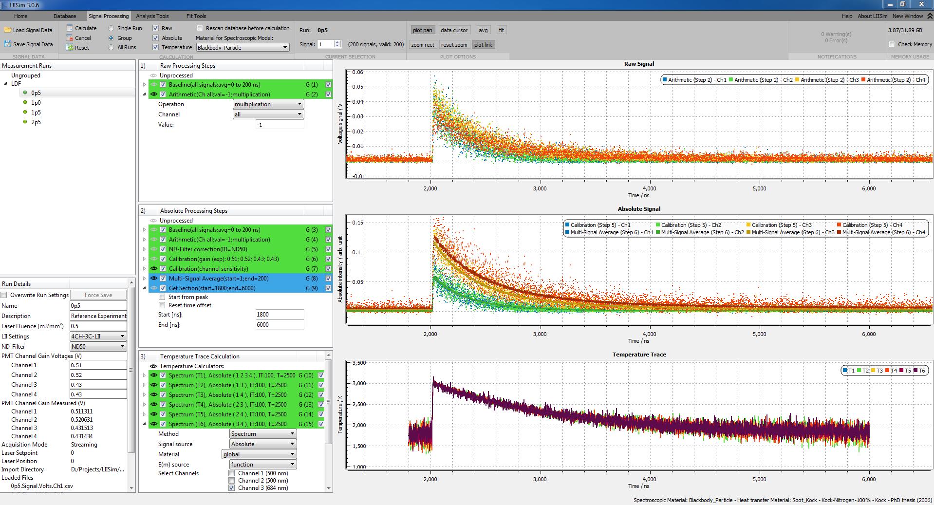 Signal Processing Editor